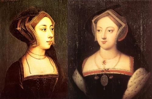 Anne and Mary Boleyn, both by Hans Holbein the Younger    Google Image Result for http://media.tumblr.com/tumblr_lfttmqMKRS1qc3mcq.jpg