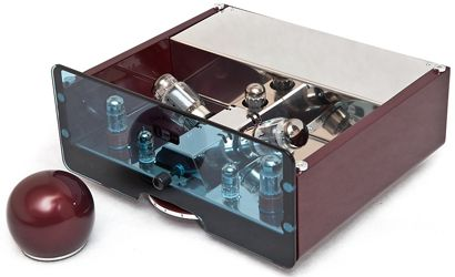 Srajan Ebaen (6moons) about our vacuum tube amplifier EGG-SHELL