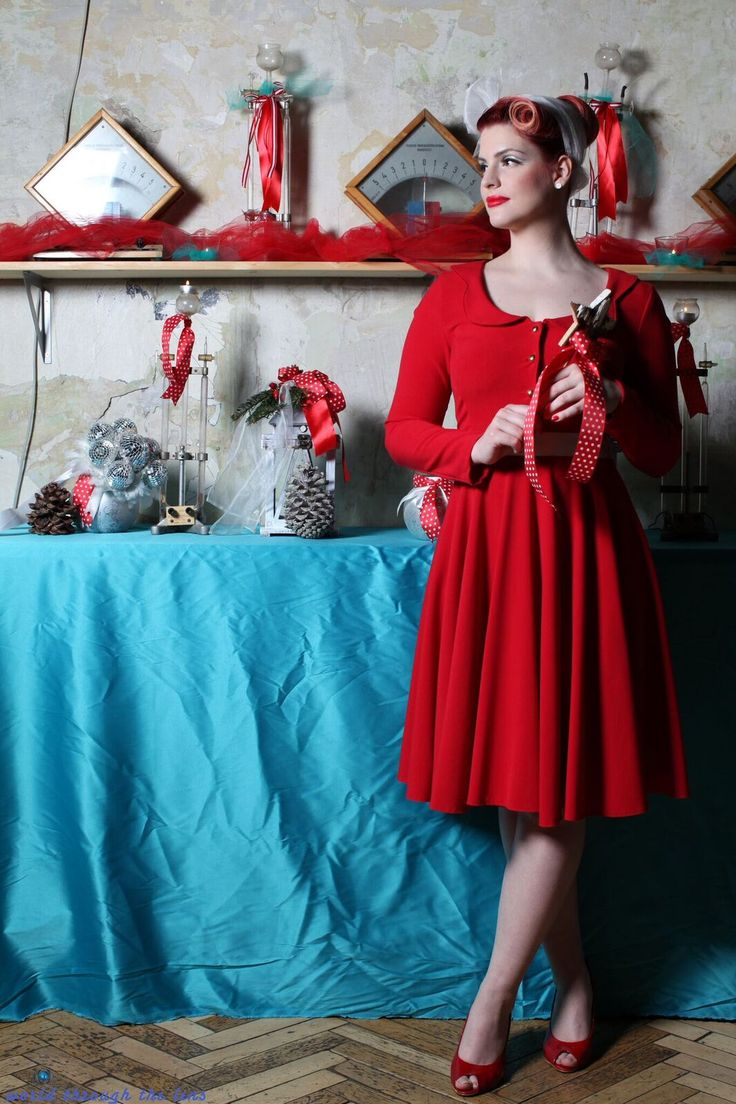 Enchanting Rockabilly Party Dress Images - All Wedding Dresses ...