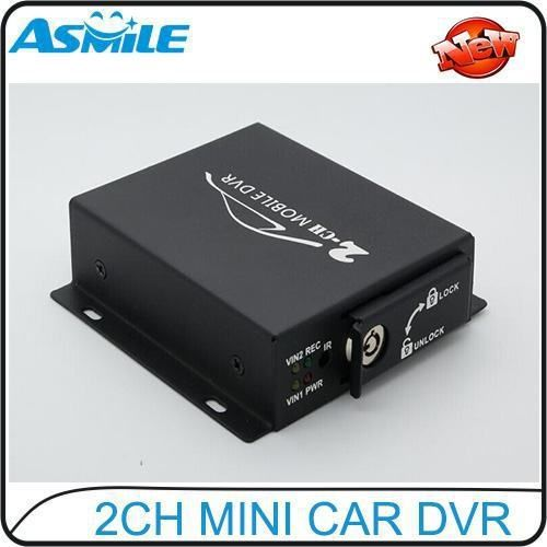 59.85$  Buy now - http://ali9hq.worldwells.pw/go.php?t=32334802194 - Realtime SD 128GB Card Recording Mobile Bus Vehicle Truck Car DVR Recorder System 2ch Audio with Lock Security CCTV 2CH DVR 59.85$