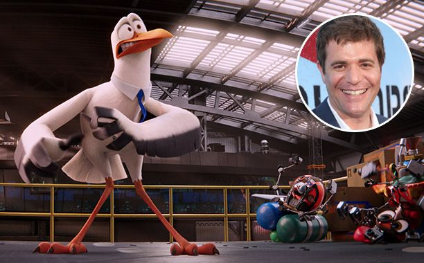 Storks director on the film's surprising Neighbors connection - Entertainment Weekly