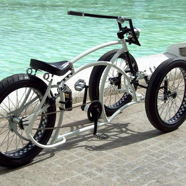Bikes For Heavy People Trike wheeled fat bike