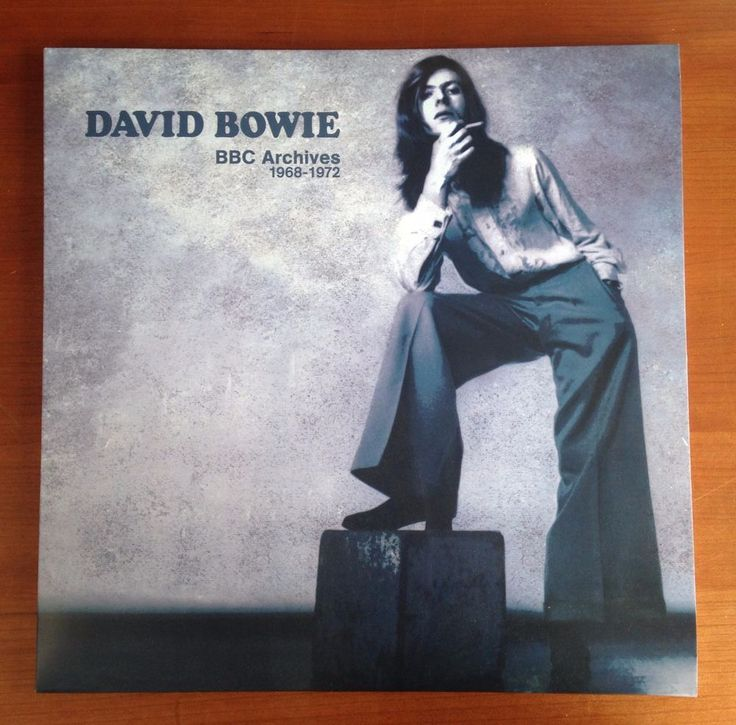 David Bowie  BBC Archives 1968-1972 color vinyl 3 x LP New Ziggy Stardust from $2799