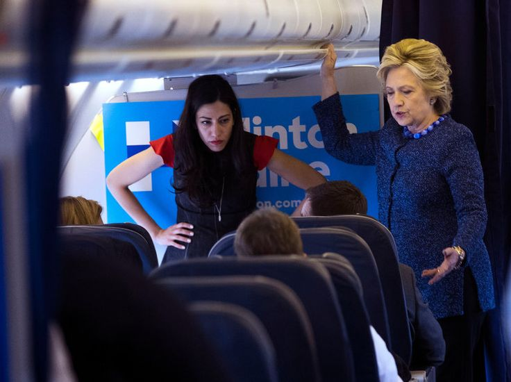 Officals: Emails tied to Hillary Clinton case found after FBI seized devices belonging to Huma Abedin and husband, Anthony Weiner