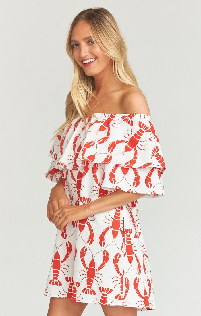 6ef1f852b73 Dee Dee Dress ~ Low Country Lobster