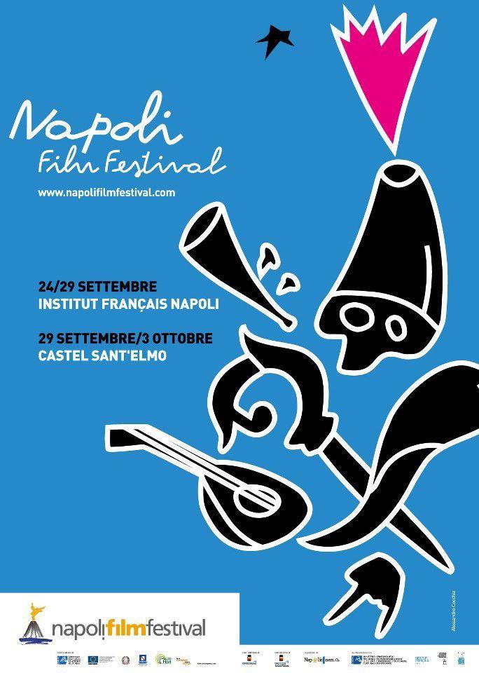 XIV Edizione del #NapoliFilmFestival | #NFF 24 // 29 settembre 2012 Institut Français Napoli - PAN - Accademia di Belle Arti  | 29 settembre // 3 ottobre 2012 Castel Sant'Elmo
