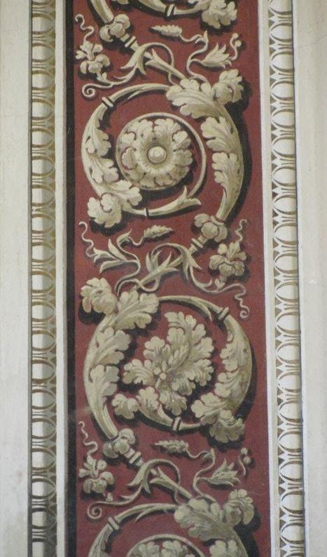 scroll border(tromp l'oeil)