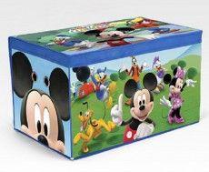 Delta Dětská látková truhla Mickey