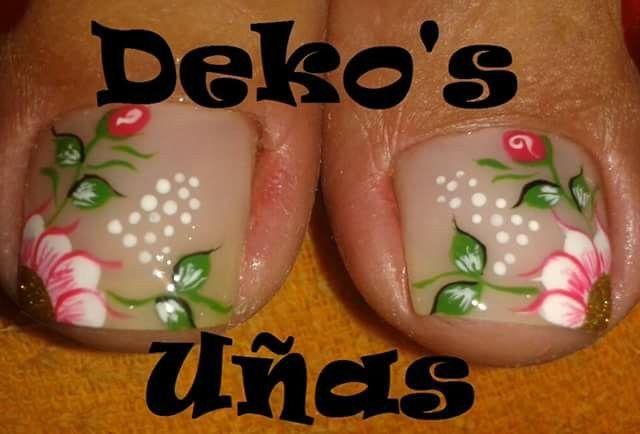 Deko u as para pies buscar con google u as para pies - Ver decoracion de unas ...