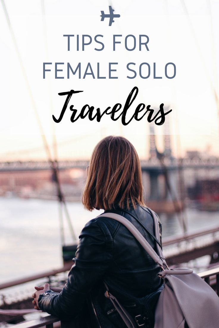 Thinking about traveling solo as a female! Here are some must read travel tips! Travel, explore, holiday, trip, adventure, wanderlust