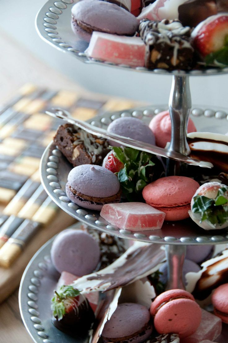 Creations from Flair Catering Executive Chef - Dewald Hurter