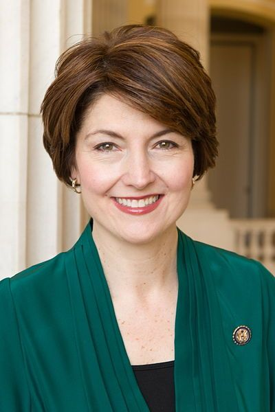 5th District Congresswoman and Vice-Chair of the House Republican Caucus, Cathy McMorris Rodgers!