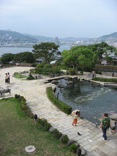 Glover Garden, Nagasaki, Japan グラバー園