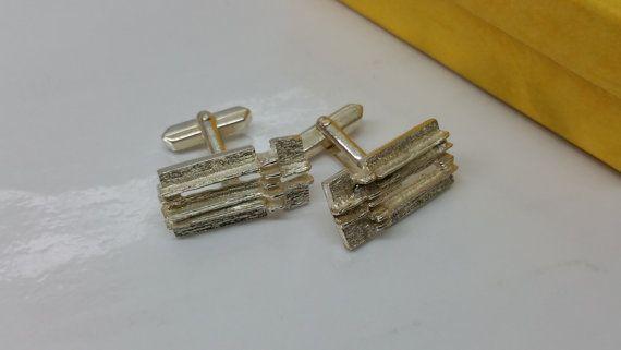 Manschettenknöpfe Cufflinks relo Silber 925 MS105 von Schmuckbaron
