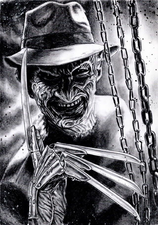 Freddy Krueger.........