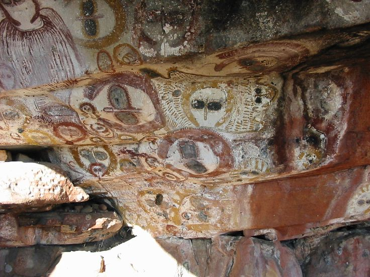 Ancient Aliens Blog | Ancient Alien Theory - AliensWereHere.com: Ancient Aliens Evidence: the Wandjina, Australia, and the Aborigines: