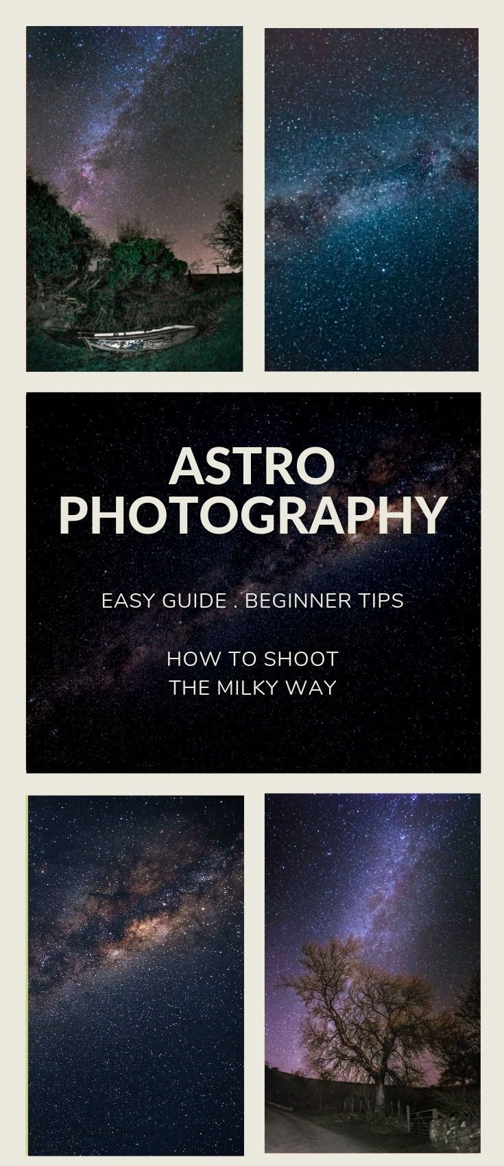 How To Shoot Astrophotography For Beginners Landscape