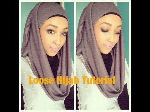 ▶ Loose Hijab Tutorial - YouTube
