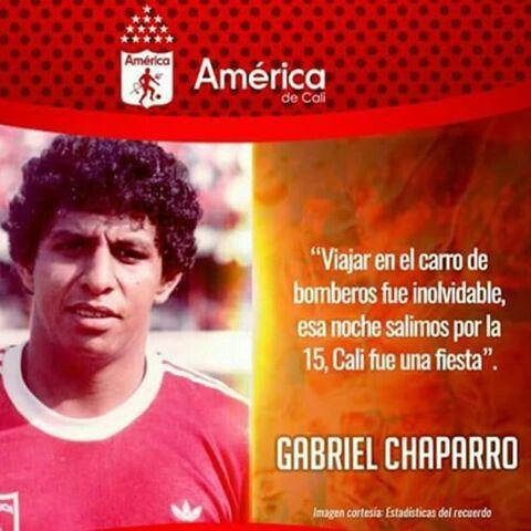 Gabiel Chaparro