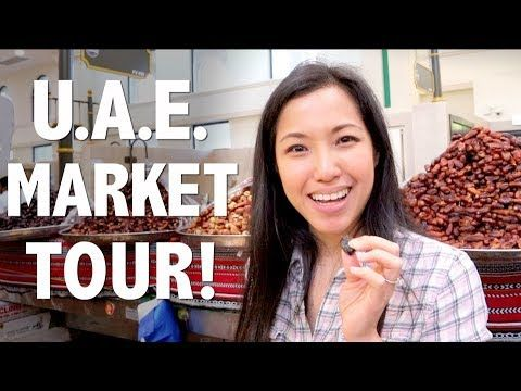 Fish Market & Date Hunting - Sharjah/Dubai Vlog 2 - YouTube