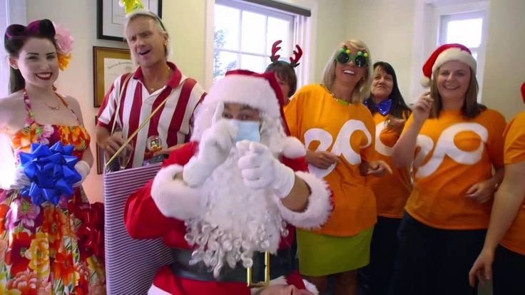 Merry Christmas from Embrace Orthodontists