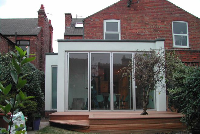 Professional Home Extension Services in London at best rates.