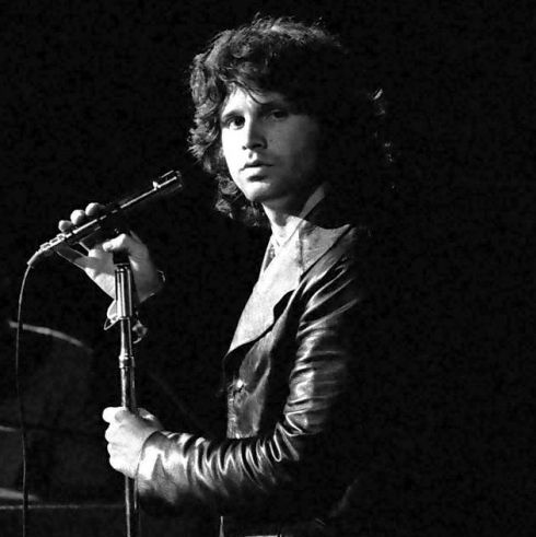 Rare Jim Morrison   Jim Morrison is photographed performing by Frank Lisciandro. Picture ...