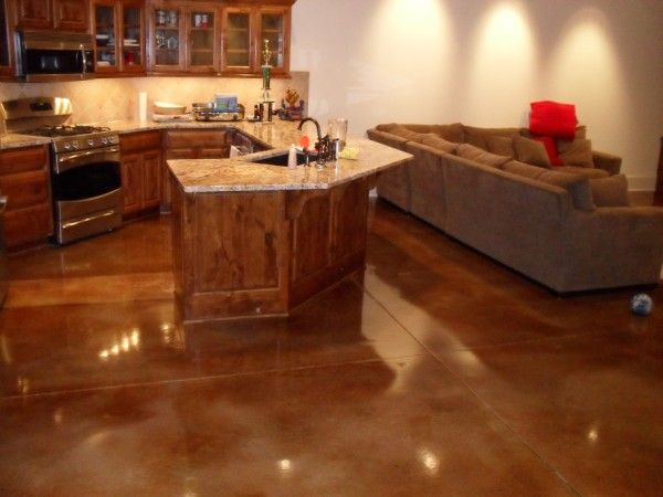 How to Acid Wash Concrete | Kansas City concrete staining, acid stain