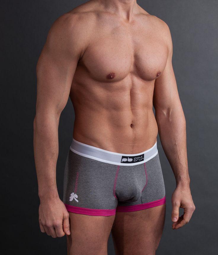 Men underwear collection Paul Brun cocorrico everyday fabric: cotton 95% elastan 5%