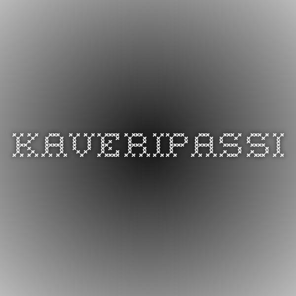 kaveripassi