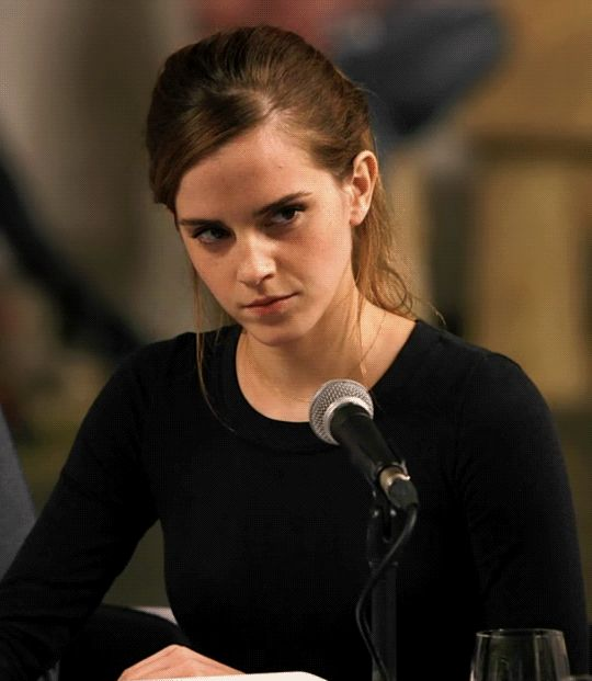 Crazy for Emma Watson