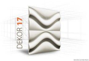 Panel dekoracyjny 3D LoftSystem – DEKOR 17 HOURGLASS