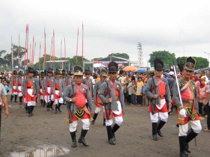 Yogyakarta, Kirab Keraton Yogyakarta: Keraton Ngayogyakarta Hadiningrat