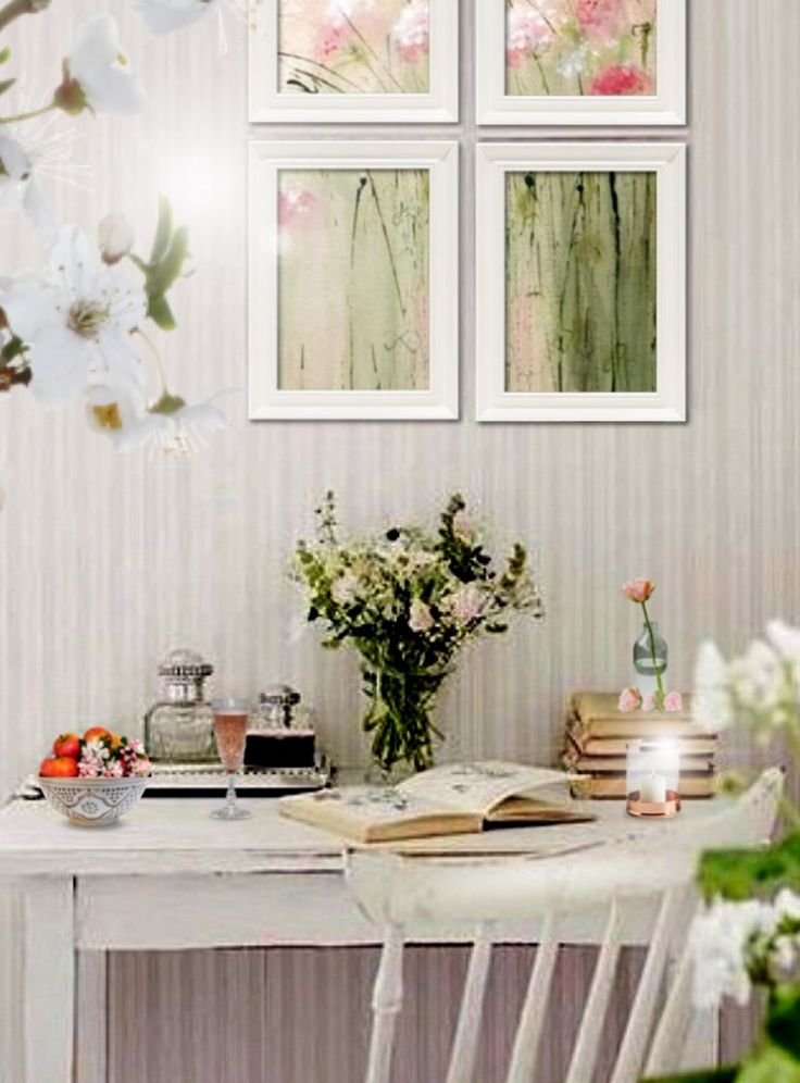 'Almost like my little Corner in #myhome #shabbychic #byLOTTA ' created in #neybers