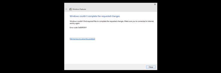 Лучший Всё про NET Framework для Windows 10 - Методы установки и частые ошибки