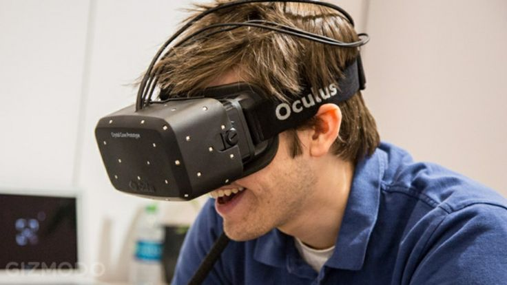 I Wore the New Oculus Rift and I Never Want to Look at Real Life Again