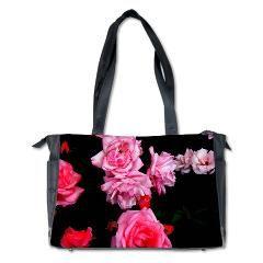 Roseconstellation Diaper Bag