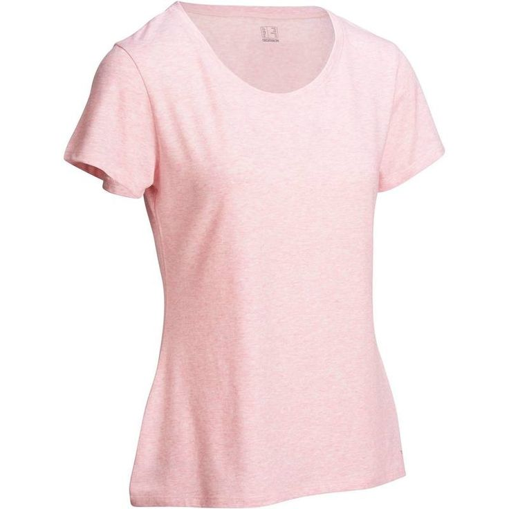 GROUPE 1 Femme - T-Shirt regular Gym DOMYOS - Les hauts