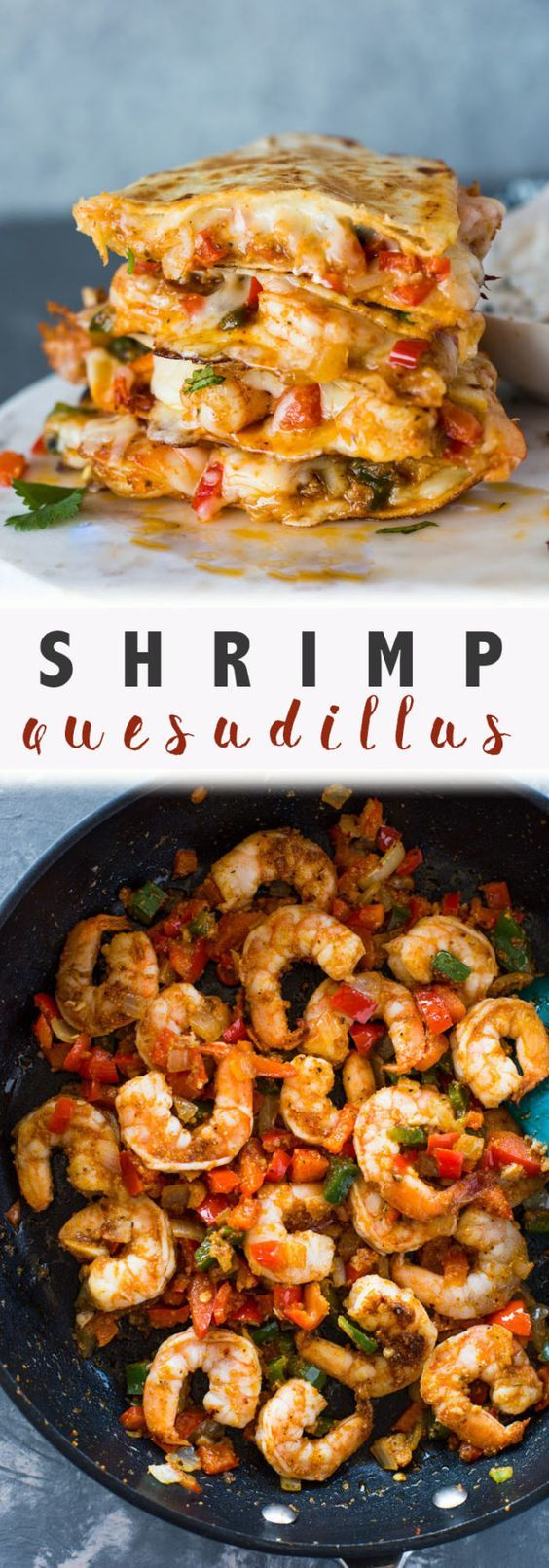 Photo of Shrimp Quesadillas