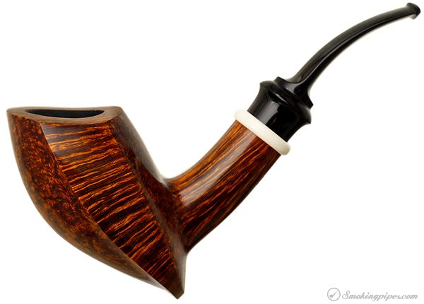 Peter Heding Smooth Elephants Foot With Giraffe Bone Ring Diamond Pipes At Smoking Pipes Com A Billiard Man Pinterest Diamond Pipes And Pipes