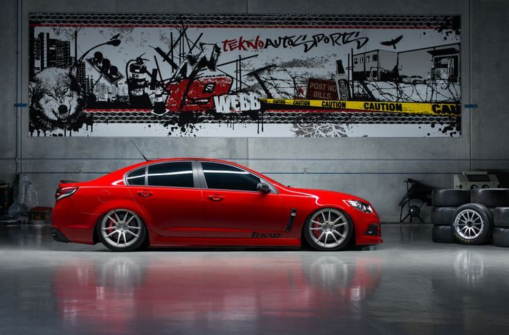 HSV VF LS3 Power Pack Stage 3 — TEKNO Performance