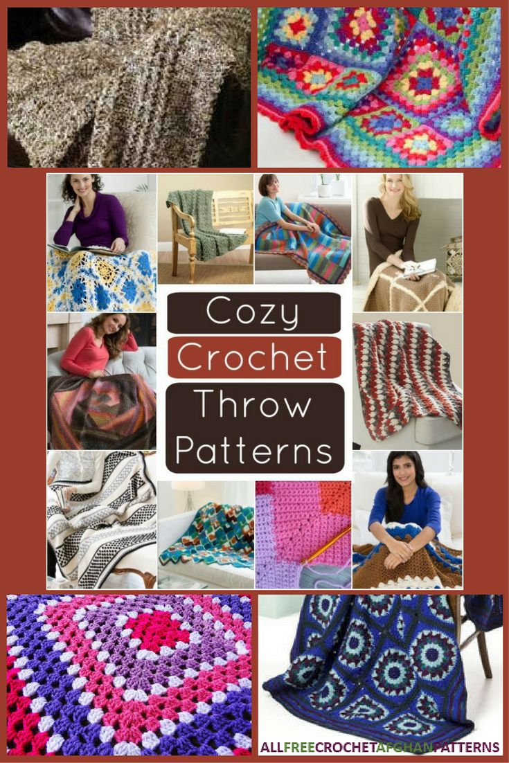 983 besten Crochet - Afghans, Granny Squares Bilder auf Pinterest ...