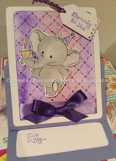 Cisca and Elaine's cards