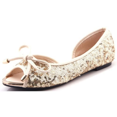 102 Best Images About Wedding Shoes Flats On Pinterest