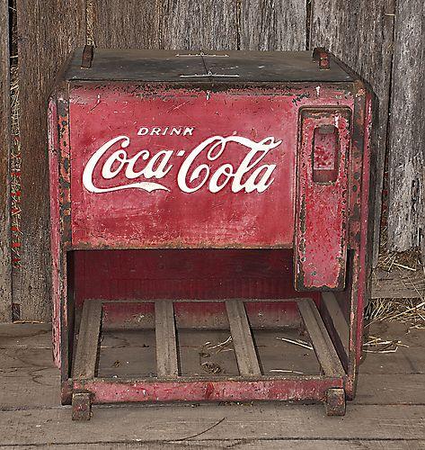 Les 635 meilleures images du tableau vintage coca cola sur pinterest publicit s vintage - Machine a orange pressee ...