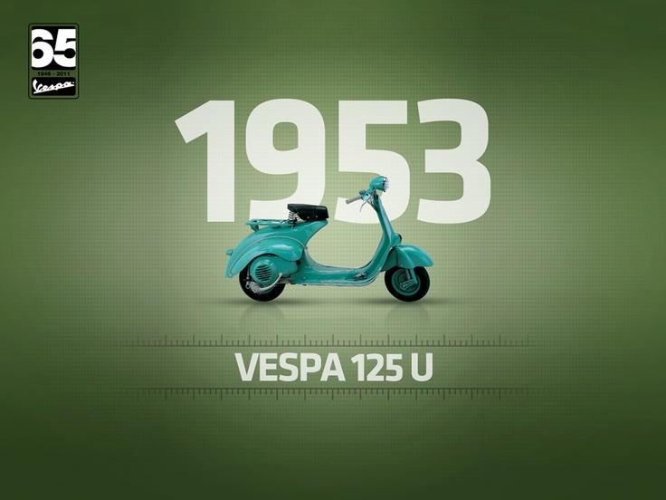 Vespa 1953