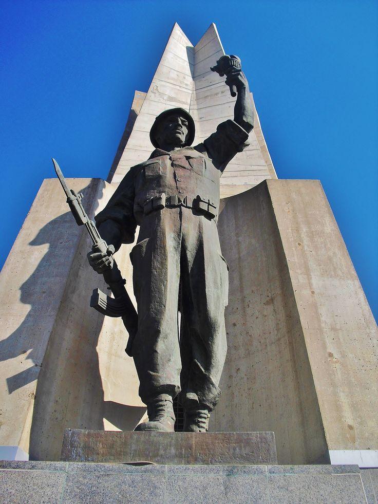 mémorial du combattant algérien à Riadh el-Feth - ALGER - Algérie
