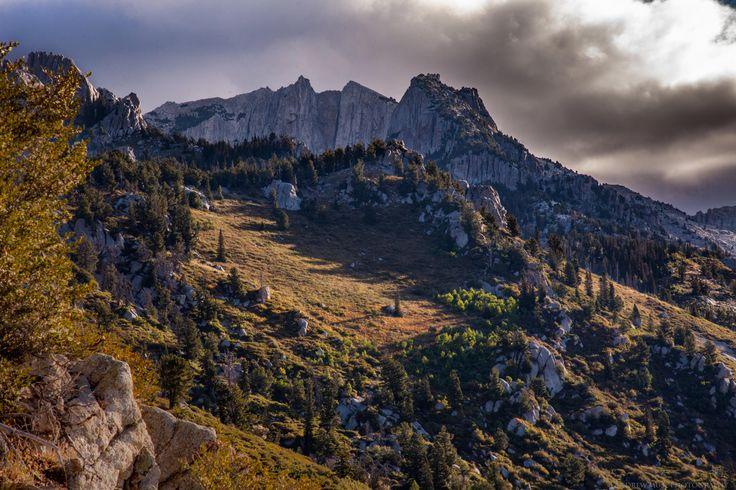 Lone Peak SLC Utah [5616 3744] [OC] -andrewmuse