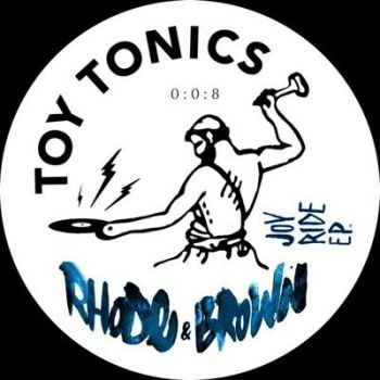 """RHODE & BROWN - Joyride  Label:Toy Tonics   Catalogue Number: TOYT008  Format: 12"""" Vinyl  Styles: House  £6.24 (£7.49 inc VAT)  Superfresh German House label TOY TONICS comes up with a record by German house shooting stars RHODE & BROWN. The kids are only 21 - but already busier then their daddies! With releases on labels such as PetFood (LA), Needwant (London), and Union Jack (Mexico) they belong to the new wave of German house youngsters."""