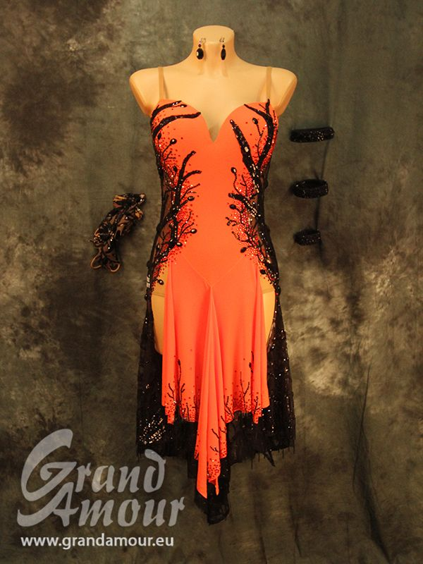 Latin dresses for sale - Grand Amour